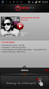 Open.FM 1.2 [Android]
