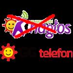 GaduNaGlos odchodzi, Telefon GG logo